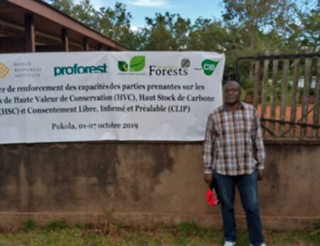 The Tropical Forest Alliance Africa Palm Oil Initiative