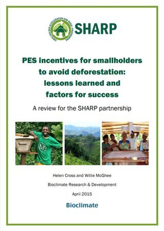 PES incentives for smallholders to avoid deforestation: lessons learned and factors for success