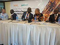 Africa's third sustainable palm oil conference takes place in Accra