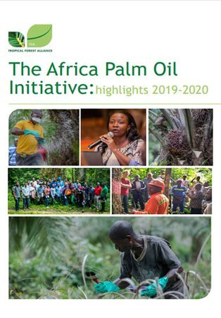 Africa Palm Oil Initiative Highlights 2019-2020